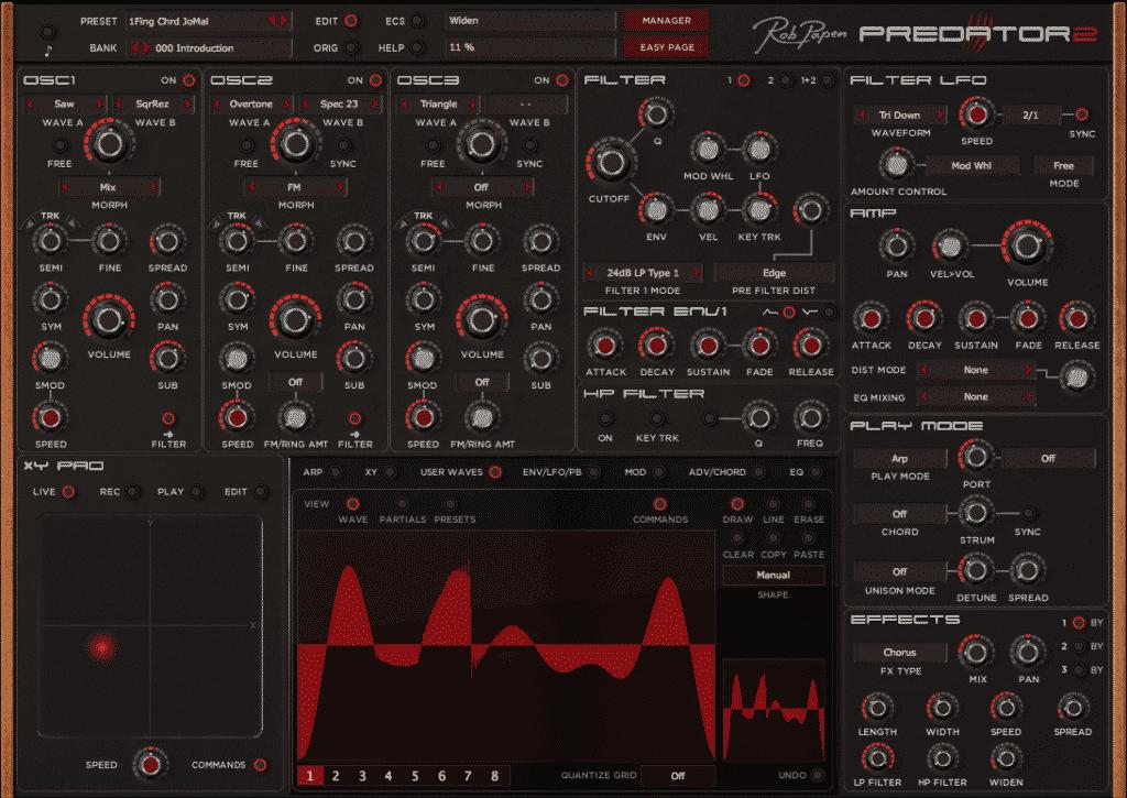user-waveform