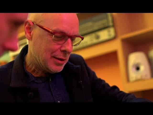 Bryan Eno shows his music production tricks - iDesignSound