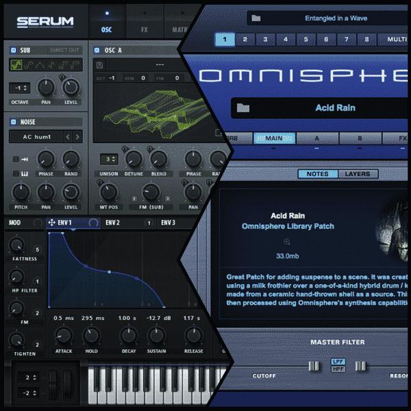 Omnisphere 2 vs Serum… - iDesignSound