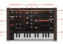 iPad synth with MPE support