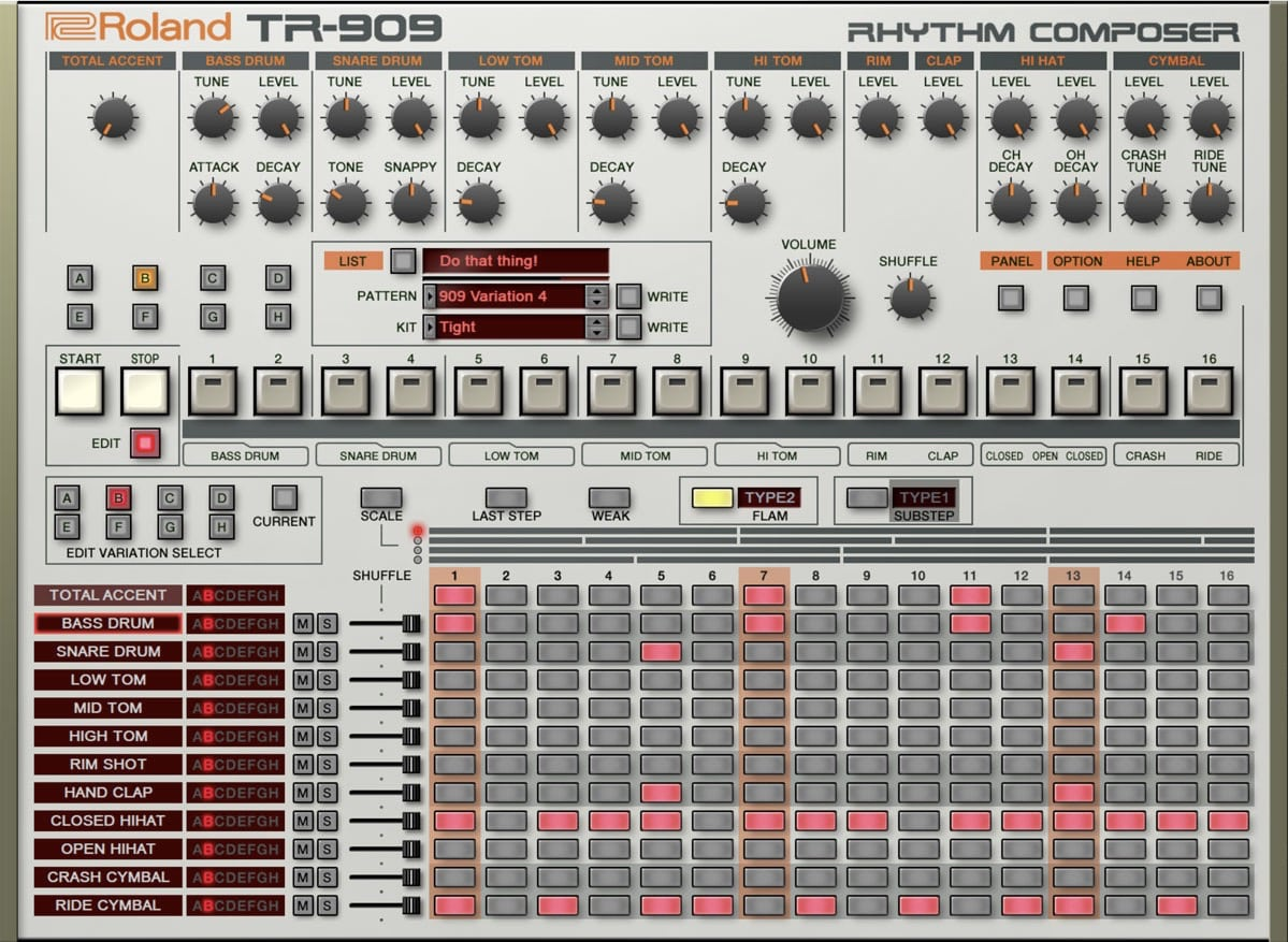 Roland releases TR-808 and TR-909 VSTs - iDesignSound