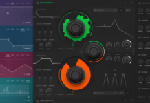 Softube Modular updated with Mutable Instruments Rings module