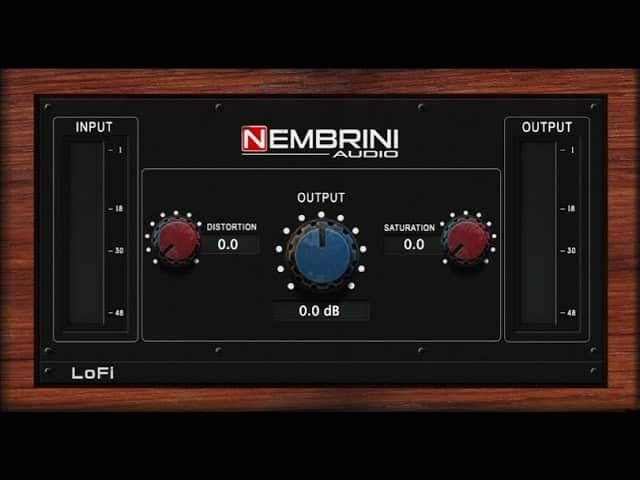 Lofi Vintage Clipper - free distortion/saturation plugin