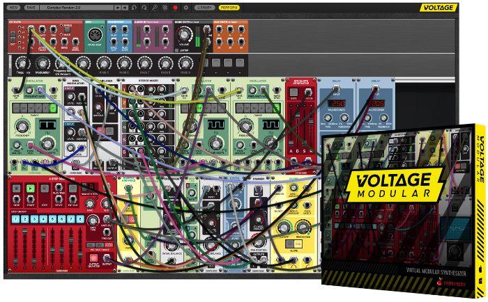 Get Voltage Modular FREE - iDesignSound