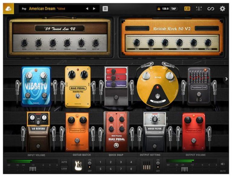 Best Amp Simulator VST