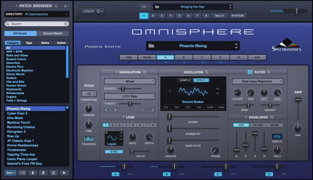 omnisphere best vst